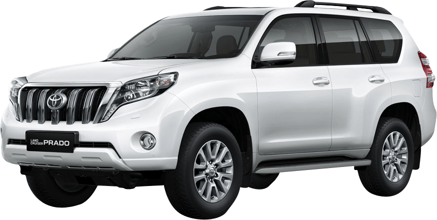 land cruiser prado for rent