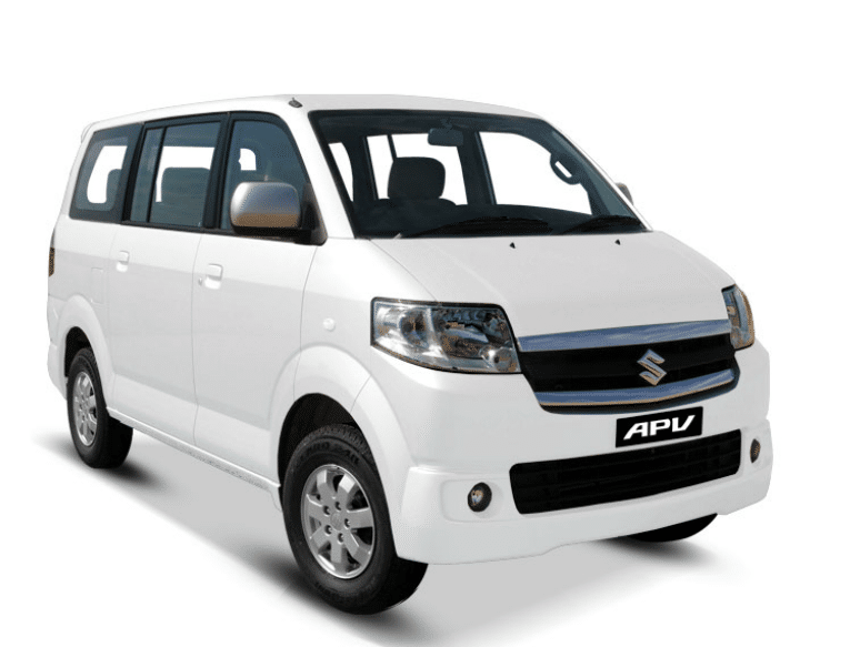 APV van for rent