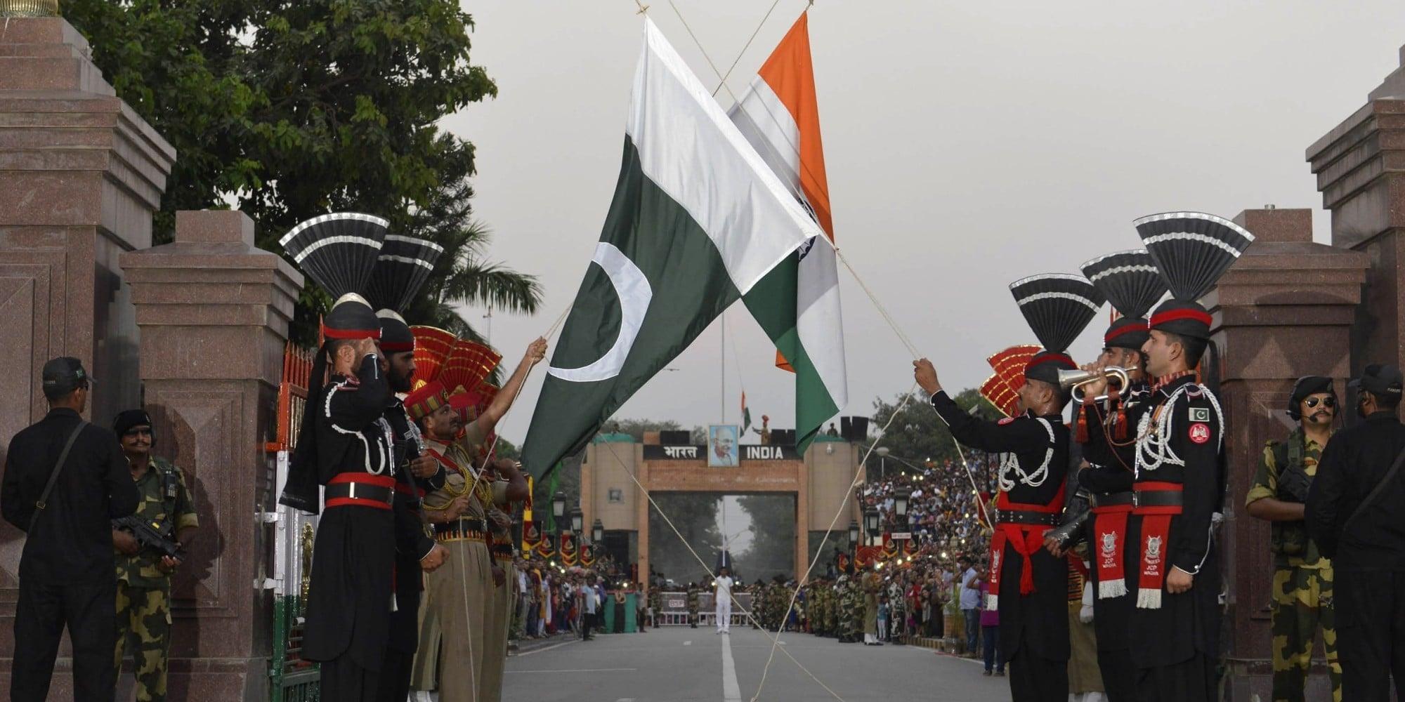 Wahga-Border-Lahore