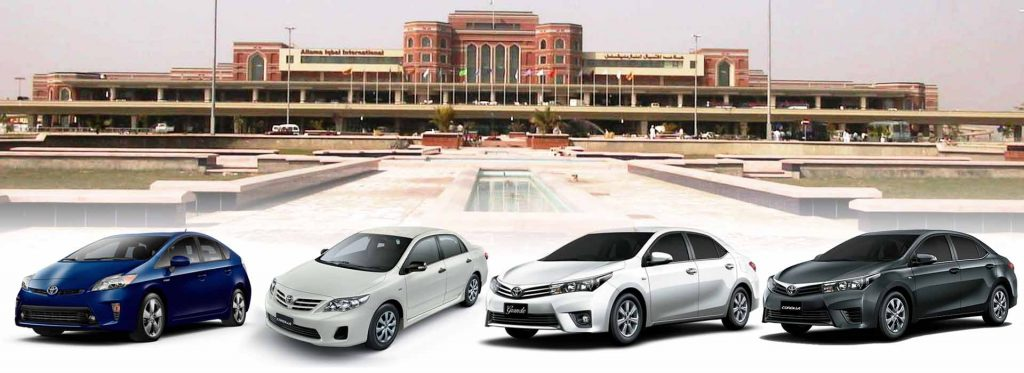 Lahore Airport Car Rental